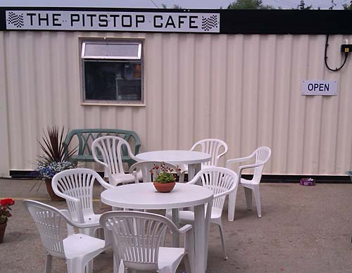 Havant Lorry Park Transport Cafe - good food and secure lorry parking