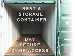 Storage containers for Rent in Havant, Hampshire